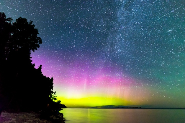 Perseids Meteor Shower by JP Danko pic 2